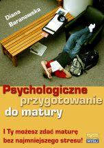 okładka - książka, ebook Psychologiczne przygotowanie do matury