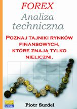 okładka - książka, ebook Forex 2. Analiza techniczna