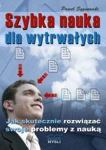 okładka - książka, ebook Szybka nauka dla wytrwałych
