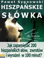 okładka - książka, ebook Hiszpańskie słówka
