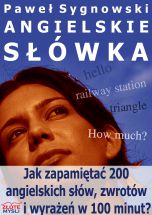 okładka - książka, ebook Angielskie słówka