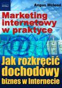 okładka - książka, ebook Marketing internetowy w praktyce