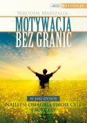 okładka - książka, ebook Motywacja bez granic