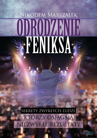 Okładka Odrodzenie Feniksa