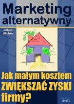 okładka książki Marketing alternatywny