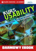 okładka - książka, ebook Kurs usability