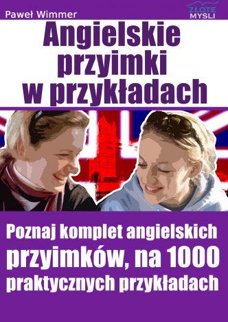 Okładka Angielskie przyimki (prepositions)