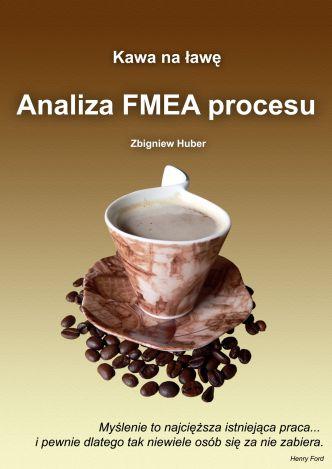 Okładka Analiza FMEA procesu
