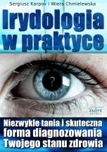 okładka - książka, ebook Irydologia w praktyce