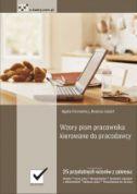 okładka - książka, ebook Wzory pism pracownika kierowane do pracodawcy