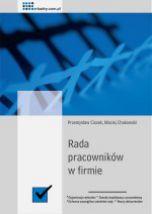 okładka - książka, ebook Rada pracowników w firmie