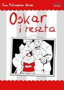 okładka - książka, ebook Oskar i reszta