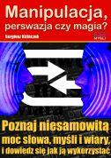 okładka - książka, ebook Manipulacja, perswazja czy magia?