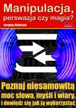 okładka książki Manipulacja, perswazja czy magia?