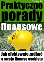 okładka - książka, ebook Praktyczne porady finansowe