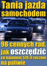 okładka książki Tania jazda samochodem