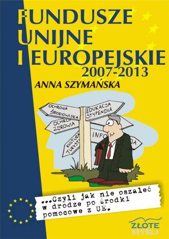 Okładka Fundusze unijne i europejskie