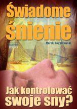 okładka - książka, ebook Świadome śnienie