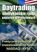 okładka - książka, ebook Daytrading - amerykańskie rynki papierów wartościowych