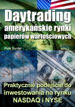 okładka książki Daytrading - amerykańskie rynki papierów wartościowych