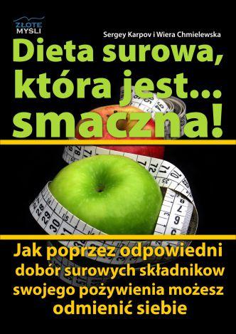 Dieta Surowa Ktora Jest Smaczna Ebook Ksiazka
