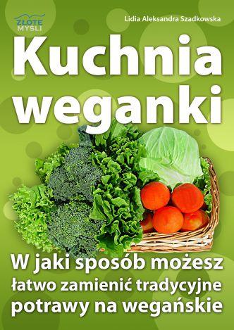Okładka Kuchnia weganki
