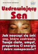 okładka książki Uzdrawiający sen