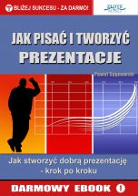 okładka książki Jak pisać i tworzyć prezentacje