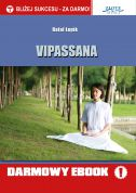 okładka - książka, ebook Vipassana