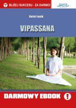 okładka książki Vipassana
