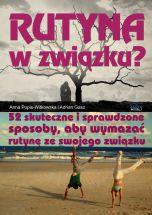 okładka książki Rutyna w związku