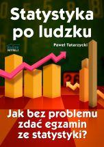 okładka książki Statystyka po ludzku