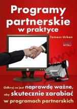 okładka - książka, ebook Programy partnerskie w praktyce