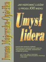 okładka książki Umysł Lidera