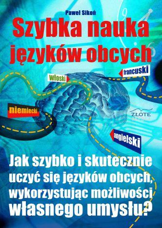 Okładka Szybka nauka języków obcych