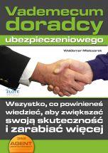 okładka - książka, ebook Vademecum doradcy ubezpieczeniowego