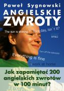 okładka - książka, ebook Angielskie zwroty