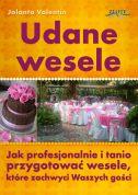 okładka - książka, ebook Udane wesele