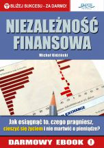 okładka - książka, ebook Niezależność finansowa