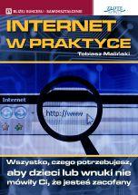 okładka - książka, ebook Internet w praktyce