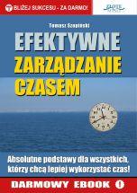 okładka - książka, ebook Efektywne zarządzanie czasem