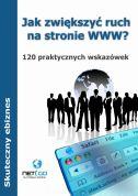 okładka - książka, ebook Jak zwiększyć ruch na stronie WWW