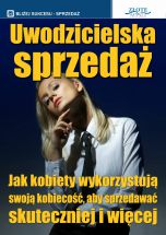 okładka książki Uwodzicielska sprzedaż