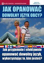 okładka - książka, ebook Jak opanować dowolny język obcy