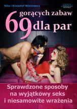 okładka - książka, ebook 69 gorących zabaw dla par