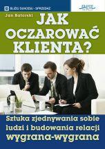 okładka - książka, ebook Jak oczarować klienta