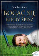 okładka książki Bogać się, kiedy śpisz