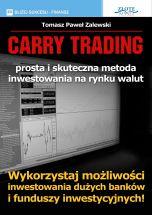okładka - książka, ebook Carry Trading