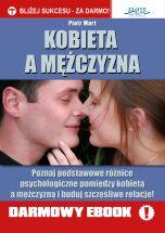 okładka - książka, ebook Kobieta a mężczyzna