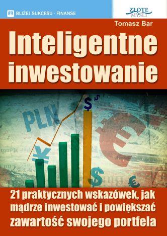 Okładka Inteligentne inwestowanie